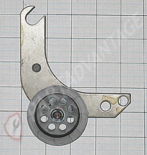 5303212849 Frigidaire Dryer Idler Tension Pulley with Bracket Kit