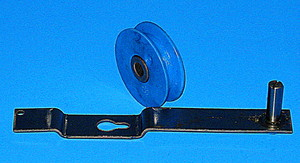 131863100 Frigidaire Dryer Idler Pulley Assembly