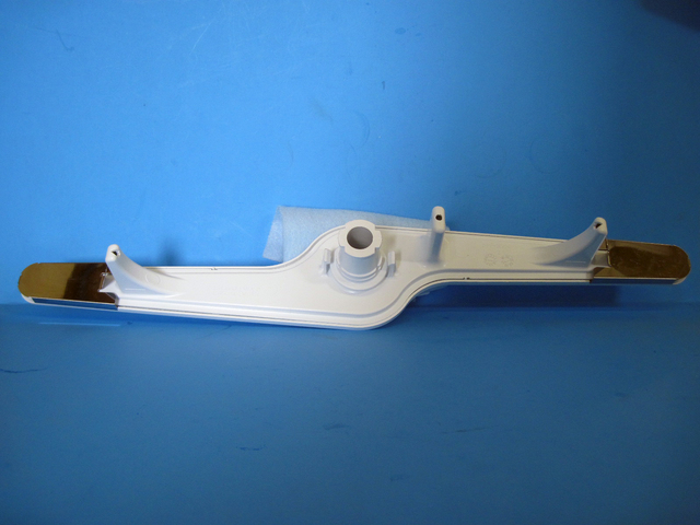 154568001 154568001 Frigidaire Spray Arm,lower ,w/heat Shield