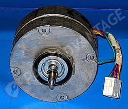 WE17X10008 GE Dryer Blower Motor Assembly