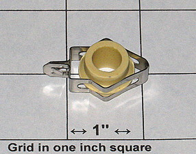 Y303881 Whirlpool Dryer Heater Clip and Insulator Assembly