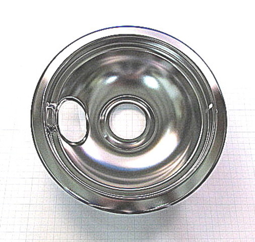 316048414 316048414 Frigidaire Pan-surface Element,chrome ,small/6 Inch,