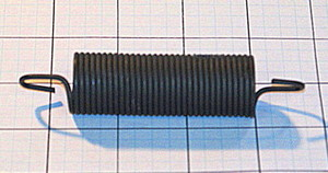 154579101 Spring,friction Pulley ,