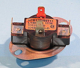 131298400 Frigidaire Dryer Control Thermostat