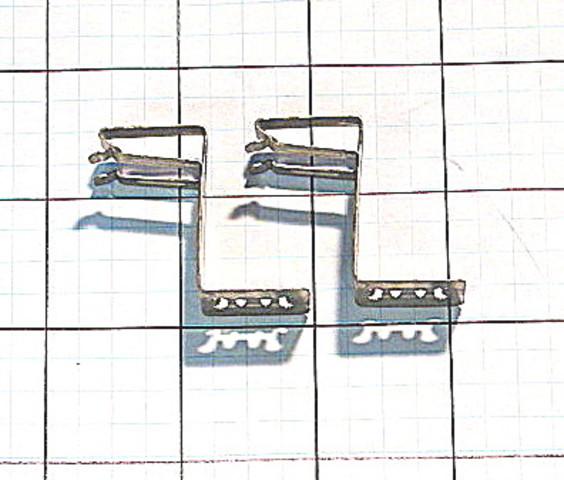 154465101 154465101 Frigidaire Bracket,heater ,