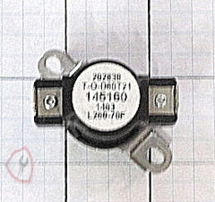 3204267 Frigidaire Dryer High Limit Thermostat