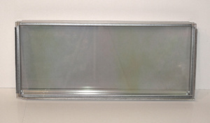 WB55T10065 GE Range / Oven / Stove Window Frame Assembly