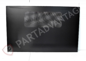 WB57K2 GE Range / Oven / Stove Black Outer Glass Door